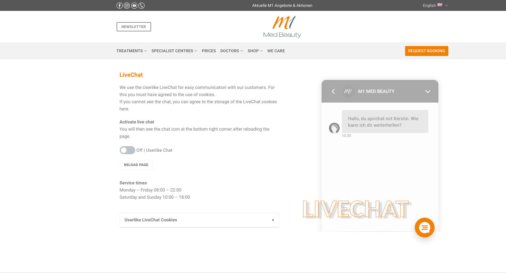 Live-Chat-Tool